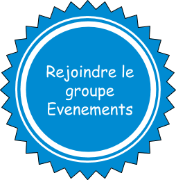 Inscription evenements